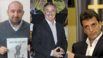 Mirolo y Héctor Ruiz viajaron juntos a una reunión con Sergio Massa