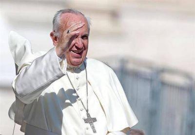 Francisco traerá un mensaje de unidad