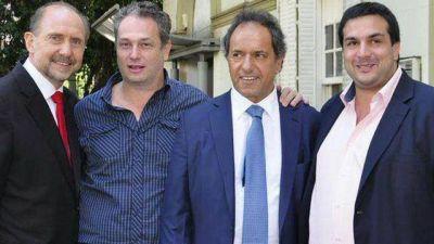 Scioli se fotografió con diputado provincial y prometió visitar Entre Ríos