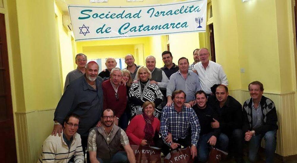 Se constituyó la Regional de Instituciones Judías del Noroeste Argentino