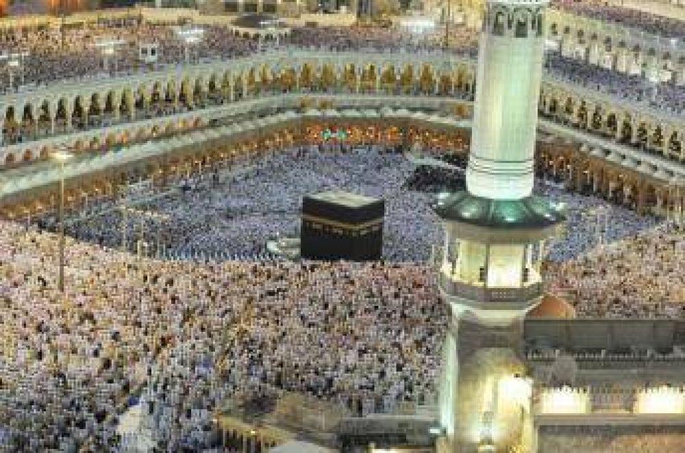 La gran Mezquita de La Meca tendrá capacidad para 1,7 millones de fieles