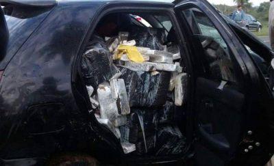 Narcos atropellaron a caballo en la ruta: un adolescente está detenido