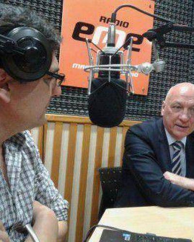 """Antonio Bonfatti: """"Cuando se faranduliza la vida en común, después nos quejamos de lo que ocurre"""""""