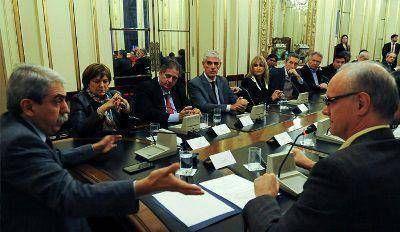 Formosa en reunión del Consejo Federal de Salud