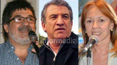 En Paraná también se busca lista de consenso y Halle resiste