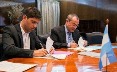 En el marco del Club de París, Argentina firmó acuerdo con Francia