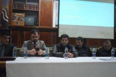 Comenzó el Curso de Postgrado en Derechos Humanos