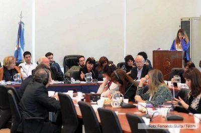 Emitieron dictamen sobre los proyectos para aplicar el Código Procesal Penal