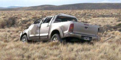 TRAGEDIA EN RUTA 40: Un bebé perdió la vida en accidente