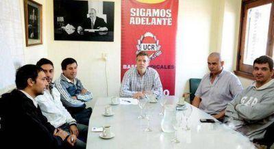 """""""Tenemos equipo y tenemos propuestas para el desarrollo del deporte local"""""""