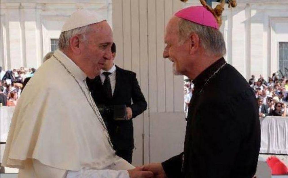 Monseñor Bokalic se reunió en Roma con el Papa Francisco