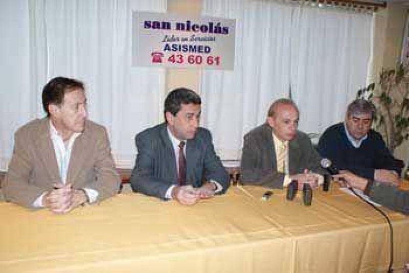 San Nicolás presentó su nueva cobertura a cargo de Vittal