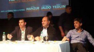 Mario Leito lanzó su candidatura a legislador