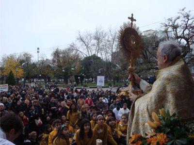 La celebración de Corpus Christi será el próximo sábado