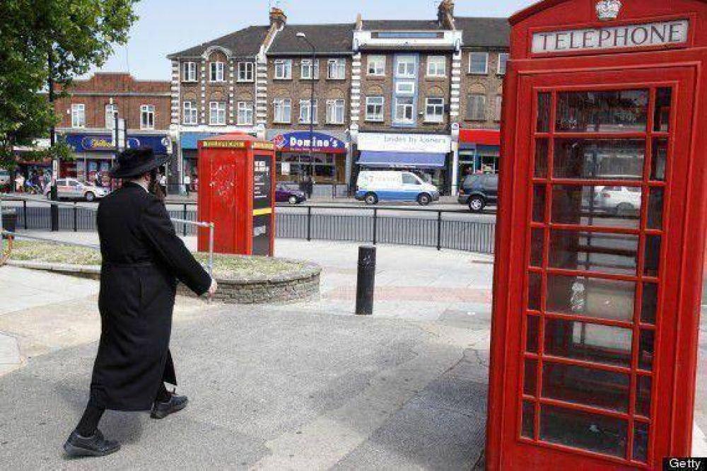Un hombre amenazó de muerte a dos personas judías en Londres