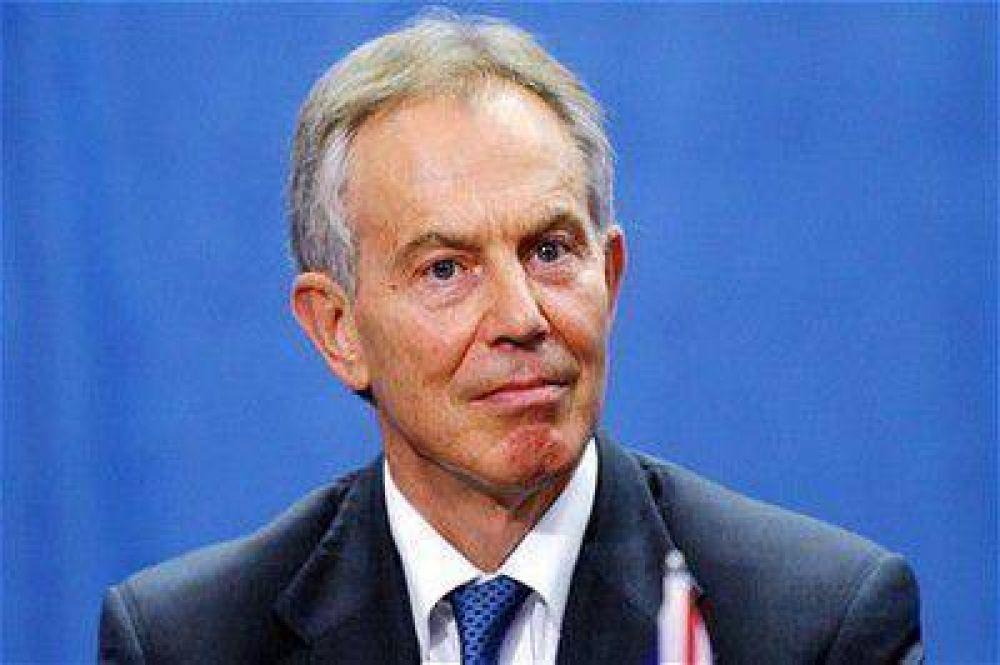 Tony Blair presidirá una organización que lucha contra el racismo y el antisemitismo