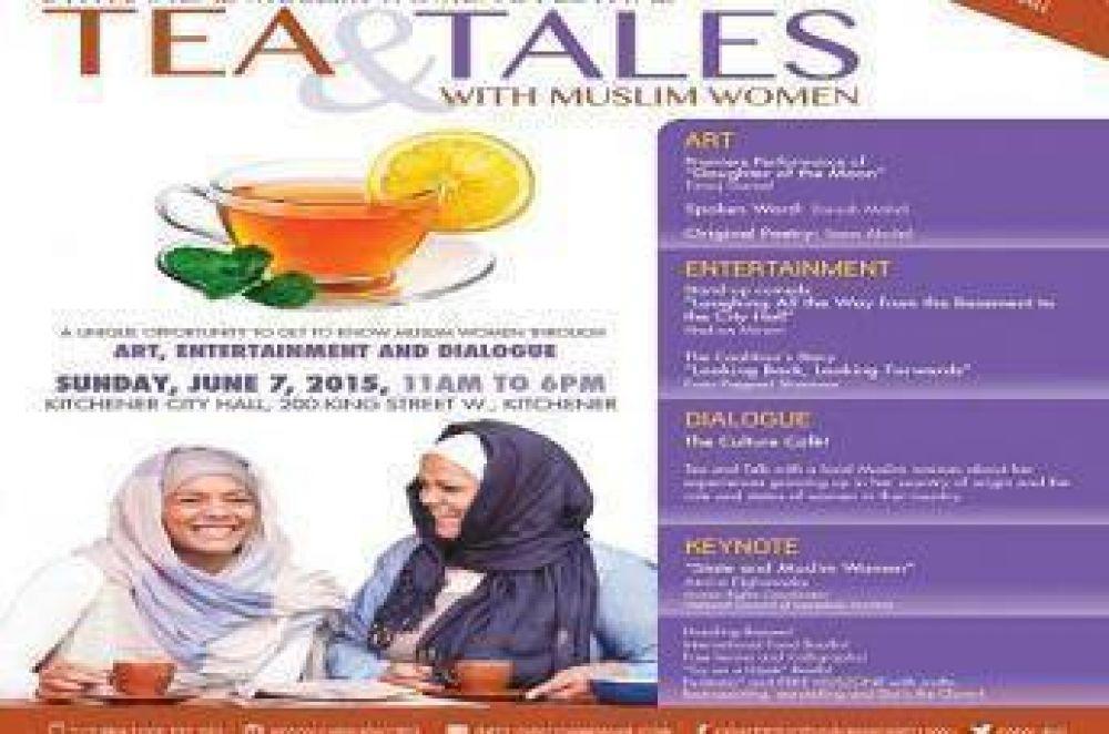 """""""Construir puentes"""" festival organizado por mujeres musulmanas en Canadá"""