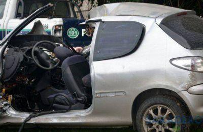 Encontraron 16 Kg de cocaína en un auto guardado en el depósito policial