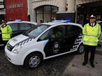 Metropolitana: Casi 40 millones para patrulleros