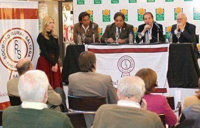 Productores agropecuarios salteños aliviados con la reducción de impuestos