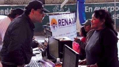 RENATEA registró más de 700 trabajadores en la Colonia