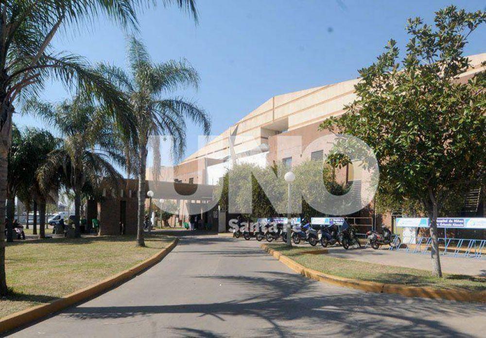 Confirman un caso de meningitis por un germen no contagioso en Santa Fe