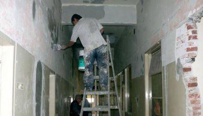 Provincia acondiciona un refugio para víctimas