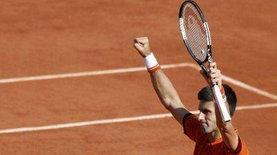 Djokovic venció a Murray en cinco sets y jugará la final de Roland Garros contra Wawrinka