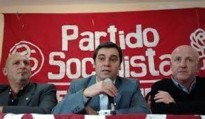 A días del cierre de alianzas, este sábado se reúne el congreso provincial del Partido Socialista