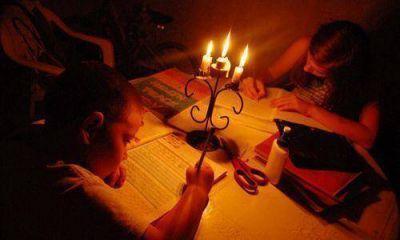 Interés de diputados por los cortes de luz