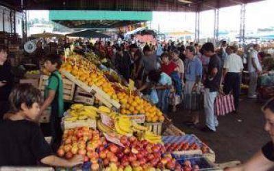 Z�rate proyecta abrir su propio Mercado Central