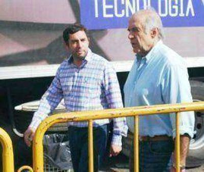Passaglia y Quinteros en el tráiler de los DNI