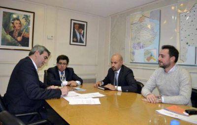 La Provincia firmó convenio con San Antonio de Areco por Ley de Hábitat