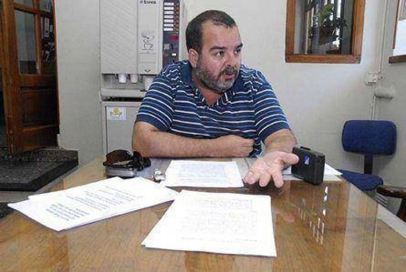 "Palomeque, otro candidato ""testimonial"""