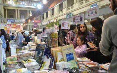 Finaliza la Feria del Libro en La Plata