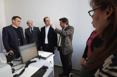 El Distrito Centro del Municipio sumó una oficina para trámites del Registro Civil