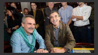 Randazzo y Rossi apoyaron a los candidatos peronistas en Rosario