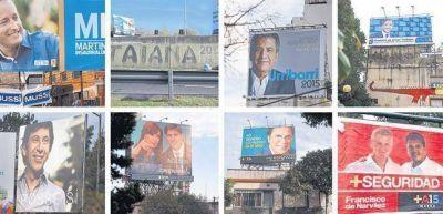 Candidatos fallidos: el costo de las campañas que quedaron truncas