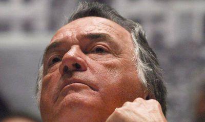 """Barrionuevo: """"No hay posibilidad de levantar el paro"""""""