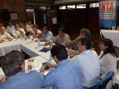 Tercer encuentro de la mesa algodonera en Chaco: con la cabeza puesta en un est�ndar regional