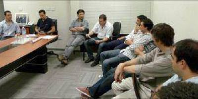 Avanzan actividades de la comisión de jóvenes empresarios de Formosa