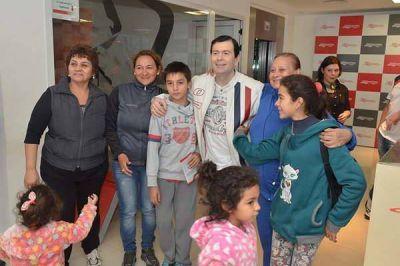 Claudia de Zamora y De Vido inaugurarán dos rutas, la línea de 500 kV y anunciarán más obras