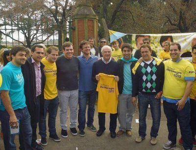 En San Isidro la oposici�n se une para ser la alternativa a Posse
