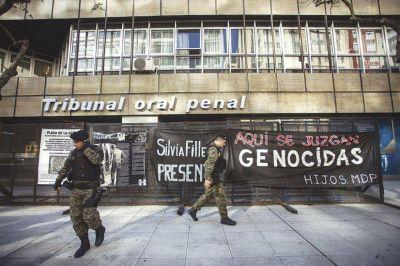 Lesa humanidad: empieza el primer juicio a civiles