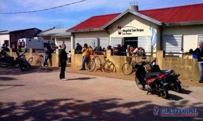 San Roque: buscan reactivar un centro de contenci�n y rehabilitaci�n de adicciones