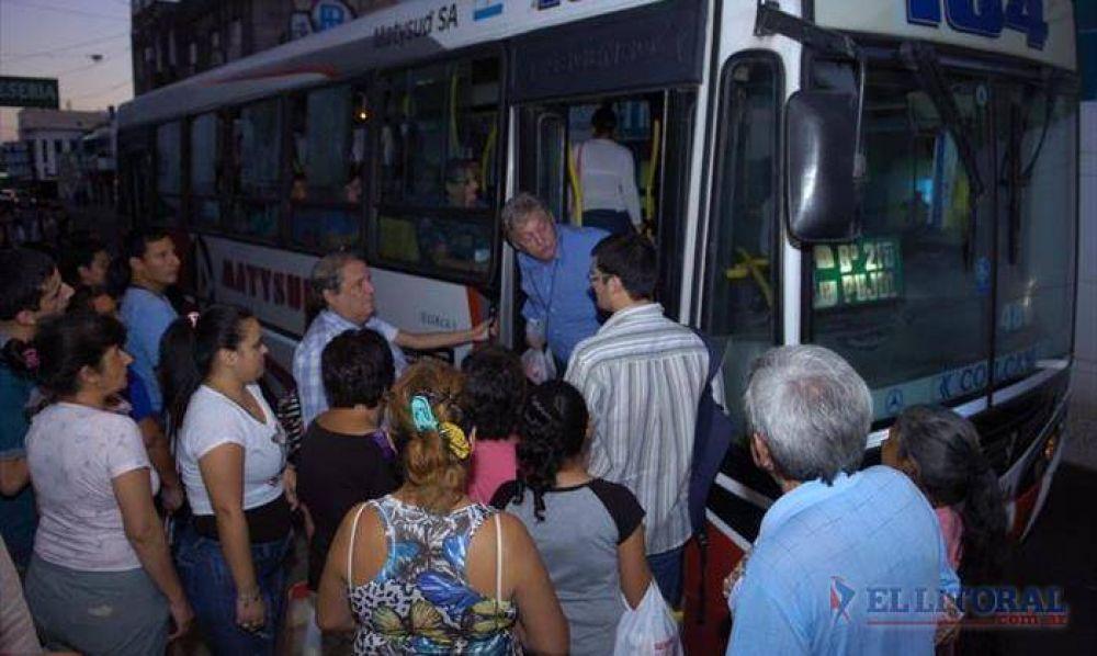 Transporte: el paro de la UTA alteraría varios servicios