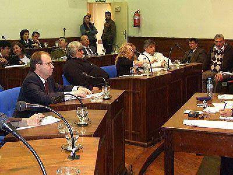 Respaldaron las presentaciones contra el aumento de gas.