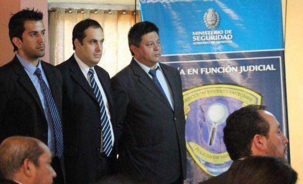 Policías se capacitaron en la prevención de secuestros extorsivos
