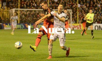 Olimpo y River Plate igualaron 1-1 en el estadio Roberto Carminatti por la fecha 15