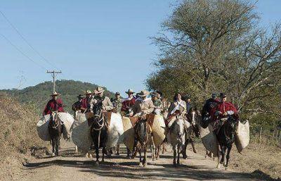Se realizó la Cabalgata a La Horqueta para rendir homenaje a Martín Miguel de Güemes